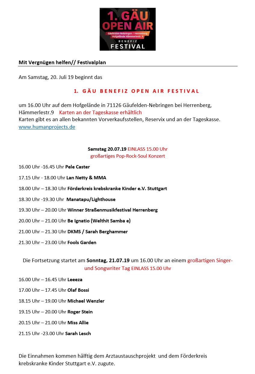 Human Projects - Hilfsorganisation aus Leonberg - Jetzt unterstützen!